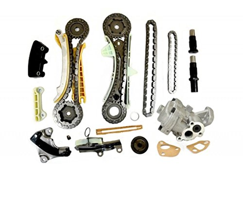 Diamond Power Timing Chain kit & Oil Pump kit works with Ford Explorer Sport Trac Mustang Ranger Land Range Rover Mazda B4000 Mercury Mountaineer 4.0L V6 SOHC