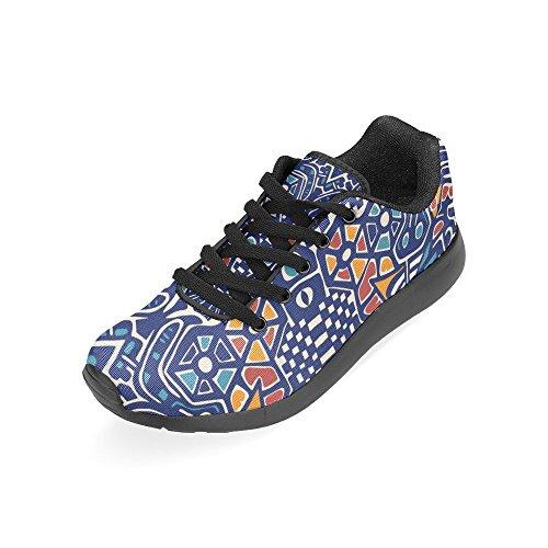 ... Interestprint Kvinners Trail Running Shoes Tilfeldige Lette Atletisk  Joggesko ...
