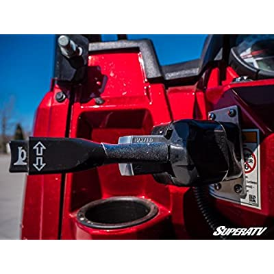 SuperATV Turn Signal Kit for Polaris General/General 4 (2016+) - Steering Column Turn Switch and Attached Horn! - Plug and Play For Easy Installation: Automotive