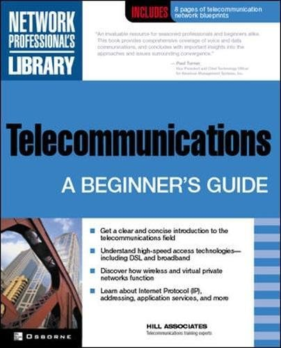 Telecommunications: A Beginner's Guide