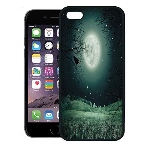 Semtomn Phone Case for iPhone 8 Plus case,Green