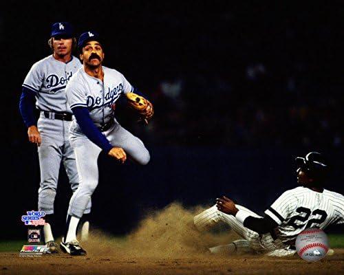 Amazon|デイビー・ロープスLa Dodgers 1981年ワールドシリーズ写真 ...