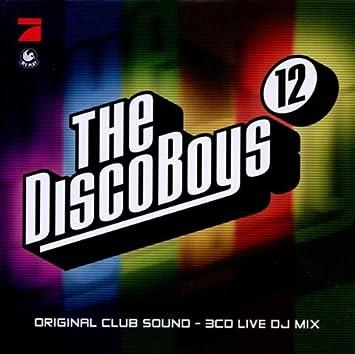 The Disco Boys Vol.12: The Disco Boys: Amazon.es: Música