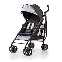 Summer Infant 3D Tote Convenience Stroller, Heather Gray