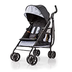 Finally a stroller that can actually hold all your STUFF. With one of the largest storage baskets on the planet, the Summer Infant 3Dtote Convenience Stroller will actually be able to keep up with you and your adventures. It's totes awesome. ...