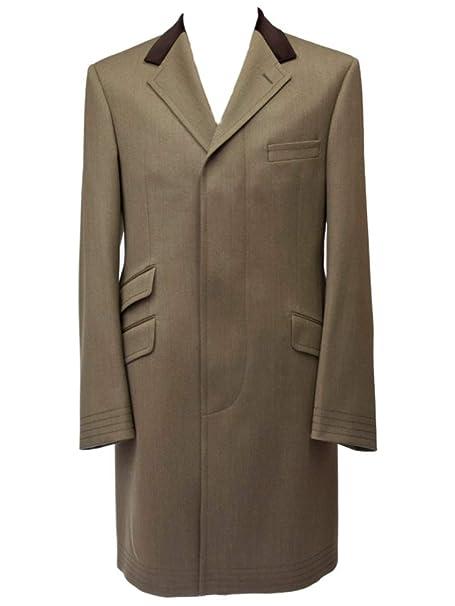lowest price bc9a4 6f91d Bladen Originale Uomo Cappotto Overcoat British English ...