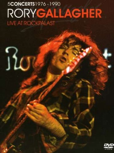 Rory Gallagher: Live at Rockpalast by Not Rated
