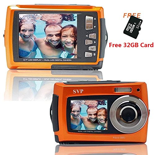 Aqua 5800 Waterproof Camera - 1