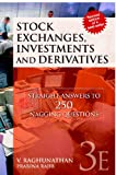 Stock Exchanges, Investments and Derivatives: 3