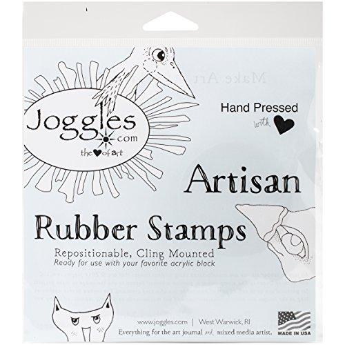 Joggles Cling Stamp, 2 by by by 3-Inch, Wonky House No.3 by Joggles B01KB77X8I | Bekannt für seine schöne Qualität  | Genial Und Praktisch  | Ideales Geschenk für alle Gelegenheiten  ad807c