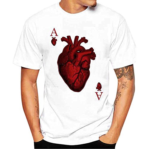- Pottseth Funny T Shirt Mens Compression Shirt Slimming Body Shaper Vest Workout Tank Tops Abs Abdomen Undershirts White