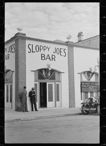(Photo: Sloppy Joe's Bar,Key West,Florida)