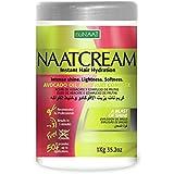 Nunaat Naat Hair Cream, Avocado Oil and Fruit Complex, 35.2 Ounce