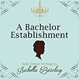 Bargain Audio Book - A Bachelor Establishment