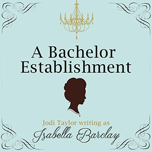 Bargain Audio Book - A Bachelor Establishment