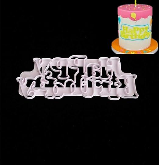 Moldes Para Galletas,Cartas De Feliz Cumpleaños Conjunto De ...