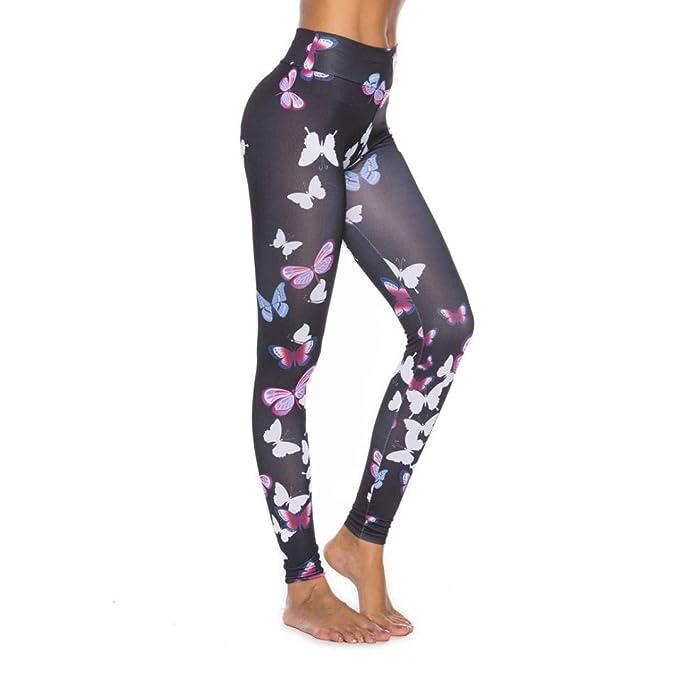 Pantalones De Yoga Para Mujer Leggings Pantalones De Yoga De ...