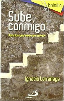 Book SUBE CONMIGO. BOLSILLO