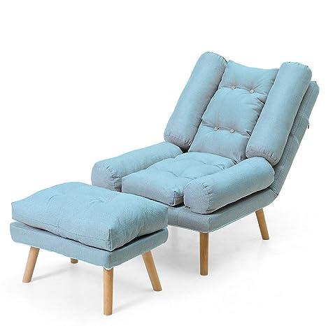 LF-STOOL Sofá Plegable con Silla reclinable, sofá Perezoso ...