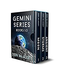 Gemini Series: Books 1 - 3