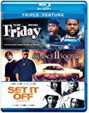 Friday / Menace II Society / Set It Off (Triple-Feature) [Blu-ray]