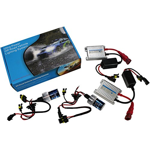 UPC 809198927775, Tview S900610K Hid Full Conversion Kit with Water Proof Ballast
