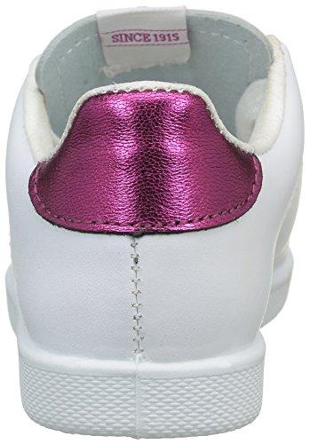 Zapatillas Niñas Para Deportivo Piel De Basket fucsia Baloncesto Victoria Rosa 0wfv7tqq