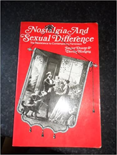 Book Nostalgia and Sexual Difference
