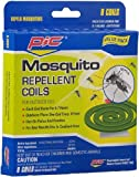 Pic C-8-24 8-Pack Mosquito Repellent Coils (2Pack(16 Coils))