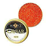 Trout Caviar, Pink Trout Roe from France - 2 oz