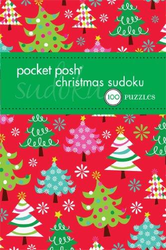 Pocket Posh Christmas Sudoku 4: 100 Puzzles