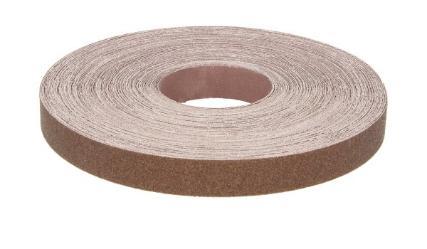 Grit P40 1 Width x 50 yds Length Norton K225 Metalite Abrasive Roll Cloth Backing Pack of 1 Aluminum Oxide