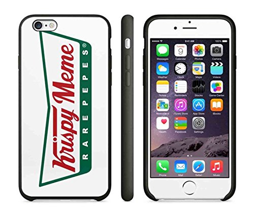 krispy-kreme-meme-iphone-case-iphone-6-case-or-iphone-6s-black-plastic-iq