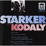 Starker Plays Kodaly
