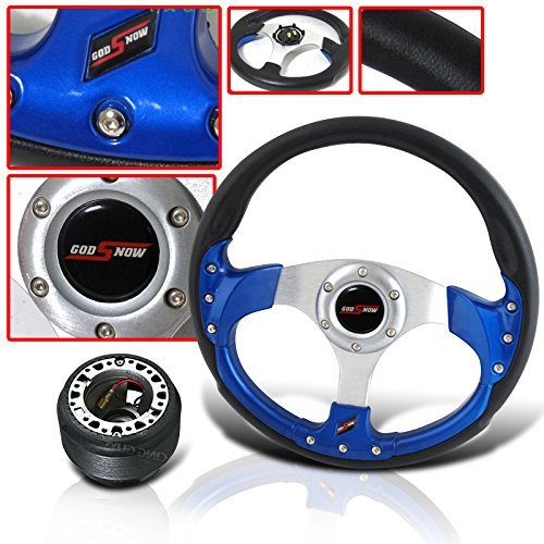 ACURA INTEGRA DETACHABLE STEERING WHEEL COMBO WITH HUB WITH HORN ()