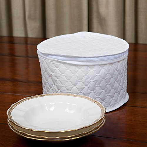 Marathon Housewares KW200002 China Storage Dish Case, 9.5