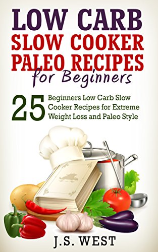 Paleo Cooker Recipes Beginners Crockpot ebook product image