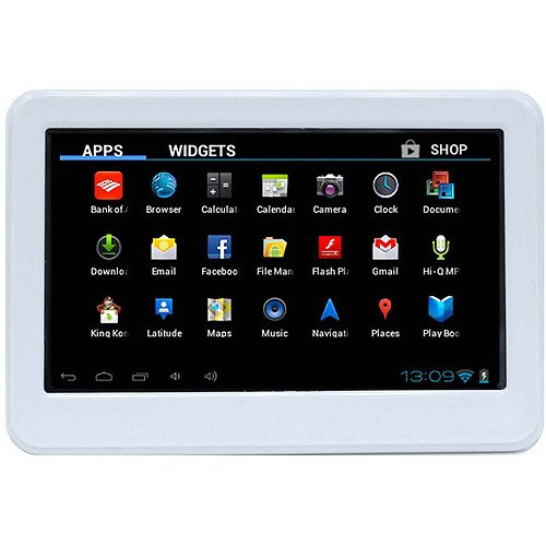 iVIEW 435TPC 4-Inch Tablet Android 4.0, 8GB Memory,512MB ...
