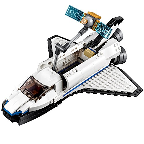 lego creator space shuttle explorer review - photo #35