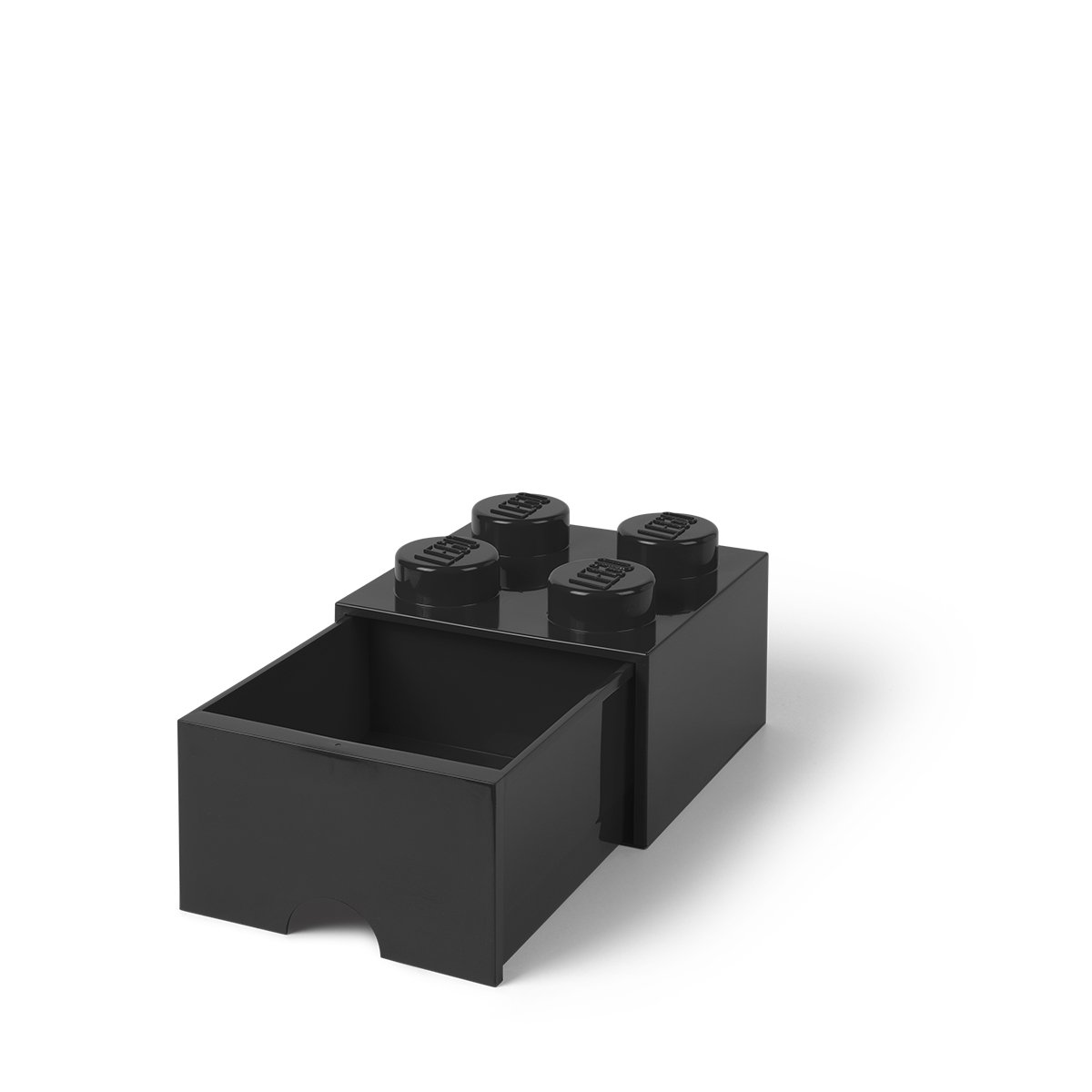 LEGO Brick Drawer 4 Black 5711938029449