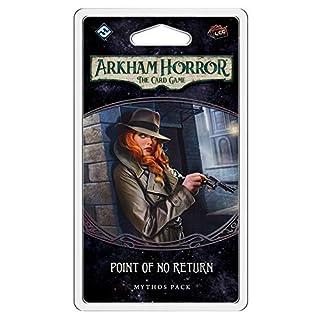Fantasy Flight Games Arkham Horror LCG: Point of No Return Mythos Pack, Various (AHC42)