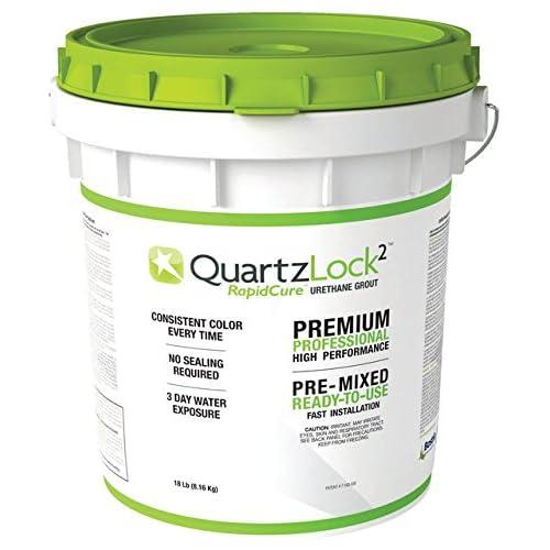 Bostik QuartzLock2 Grout 224 Mushroom 18 lbs.