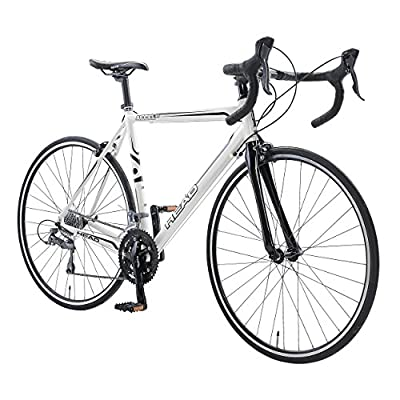 Head Accel XR 700c Road Bike, 700c wheels, 49/53/56/59 cm frame, Men's Bike, White