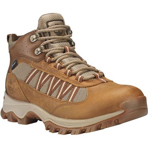 Timberland Mens Mt. Maddsen Lite Waterproof Hiking Boot, Light Brown, Size 9.5