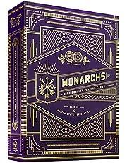 Theory 11 Monarch Purple Koleksiyoner iskambil Oyun Kağıdı Kartları