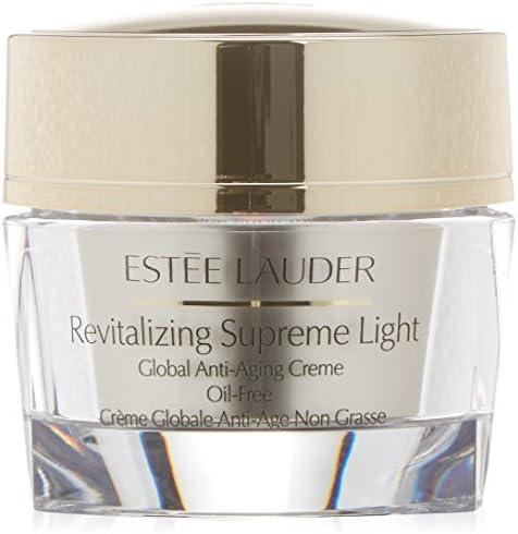 Estee Lauder Women Revitalizing Supreme Light Global Anti Aging Cream, 1.7 Ounce