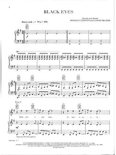 A Star is born - Música de la banda sonora original para piano ...