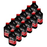 Echo 12PK Genuine OEM Red Armor 2 Cycle Oil 2.5 Gallon Mix 50:1 6550025 6.4oz