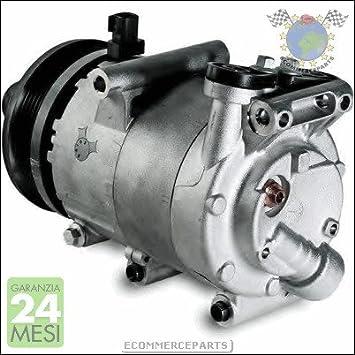 CL2 Compresor Aire Acondicionado SIDAT Ford Focus C-Max Gasolina: Amazon.es: Coche y moto