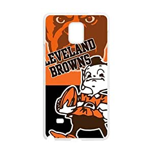 Cleaverland Browns Fahionable And Popular High Quality Back Case Cover For Samsung Galaxy Note4